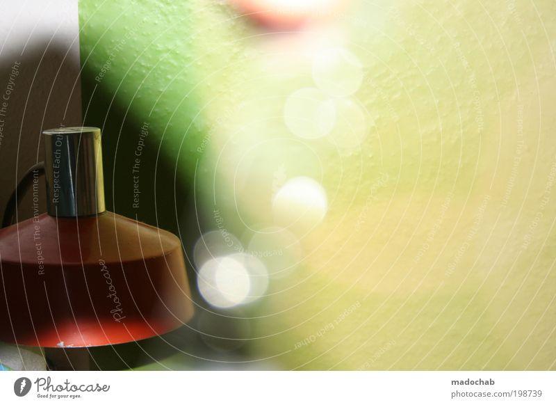 homegrown schön grün Pflanze ruhig Ferne Landschaft glänzend Wohnung Design Energie retro Kitsch Dekoration & Verzierung Häusliches Leben Lebensfreude Warmherzigkeit