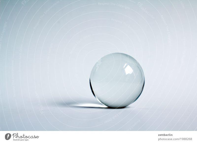 Glaskugel Ball Horoskop Kreis Kristalle Kristallkugel Kugel rund Textfreiraum Wahrsagerei Murmel