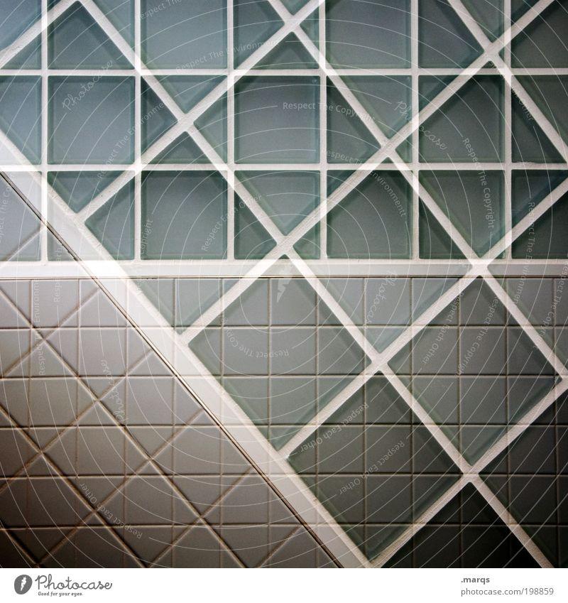 A New Error Lifestyle Stil Design Innenarchitektur Architektur Mauer Wand Fliesen u. Kacheln Linie außergewöhnlich Coolness eckig trendy einzigartig verrückt