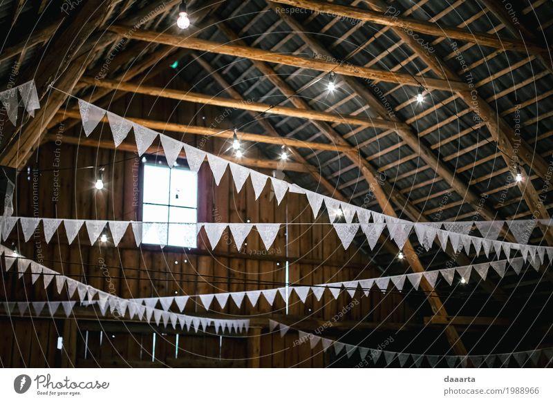 Fenster in der Scheune Lifestyle Stil Design Leben harmonisch Freizeit & Hobby Ausflug Abenteuer Freiheit Haus Traumhaus Innenarchitektur