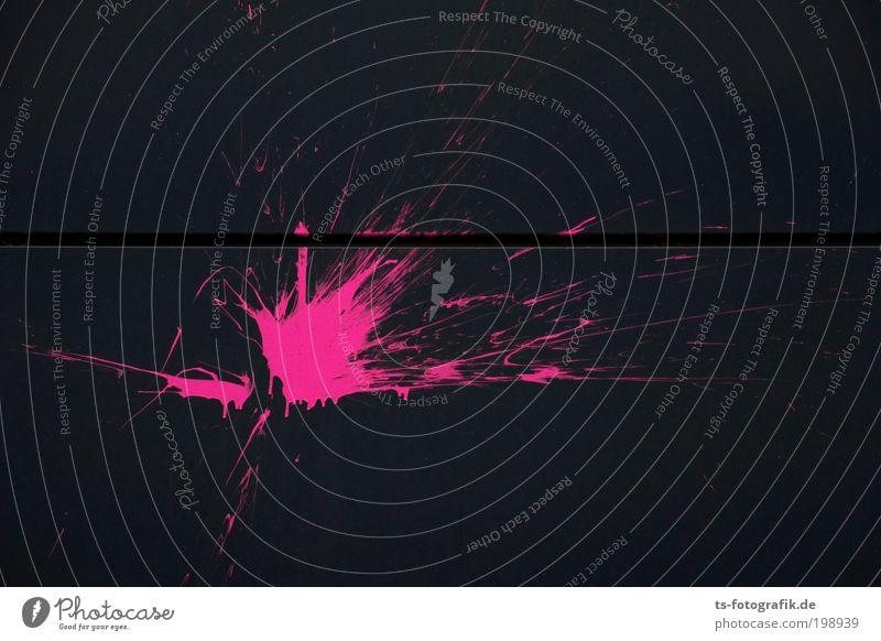 In Polen gestohlen Freude Farbe schwarz Farbstoff rosa Coolness einzigartig Kreativität violett Wut trashig Überraschung Fleck Lust werfen Begierde