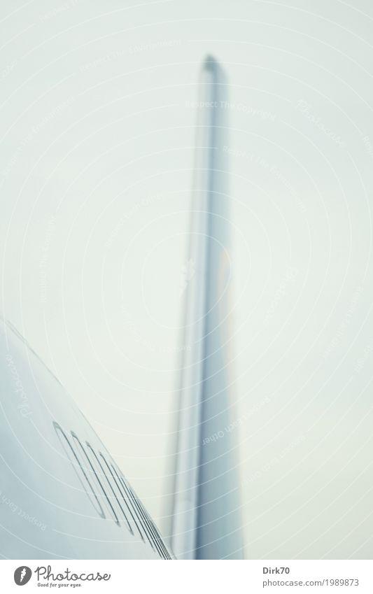 Finne. Ferien & Urlaub & Reisen Ferne kalt Flugzeugfenster Tourismus fliegen Metall Verkehr glänzend elegant ästhetisch Luftverkehr groß Geschwindigkeit