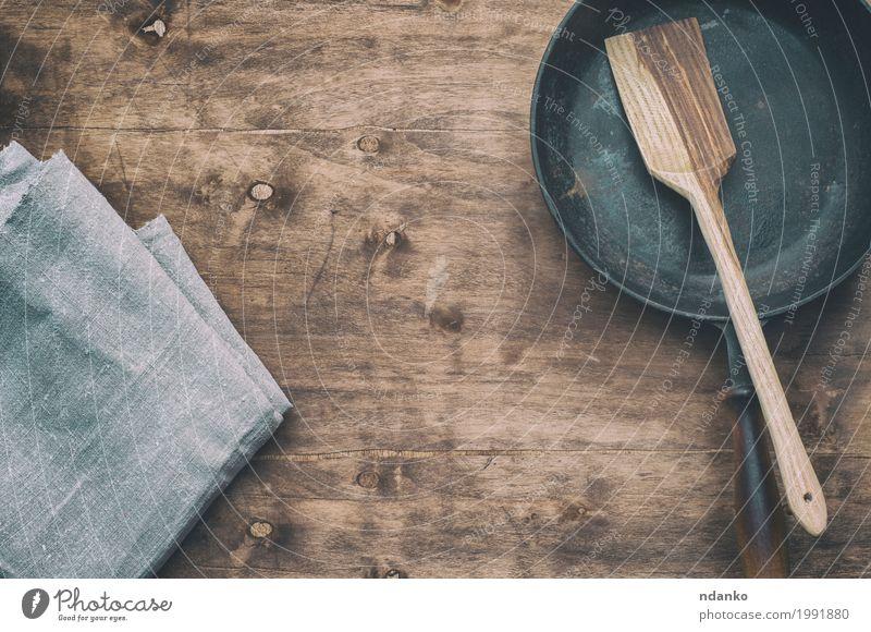 Kochlöffel alt rot Speise ein lizenzfreies Stock Foto von Photocase