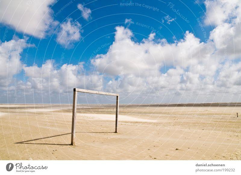 die WeEmm in Afrika Natur Himmel Sonne Meer Sommer Strand Ferien & Urlaub & Reisen Ferne Freiheit Sand Landschaft Küste Wind Wetter Horizont Insel