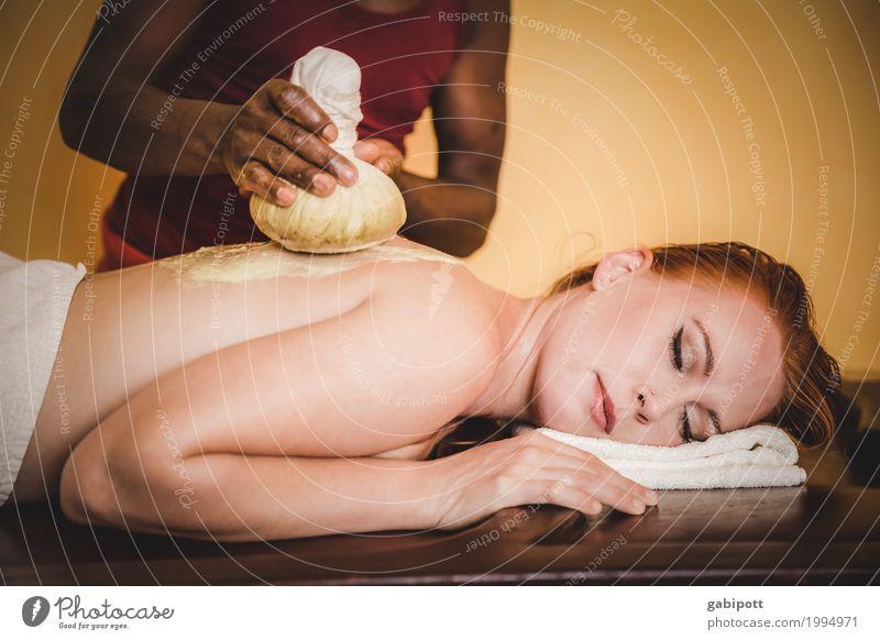 Ayurveda schön Erholung ruhig Leben Gesundheit Gesundheitswesen Zufriedenheit genießen Energie Wellness Wohlgefühl harmonisch Meditation Körperpflege Duft