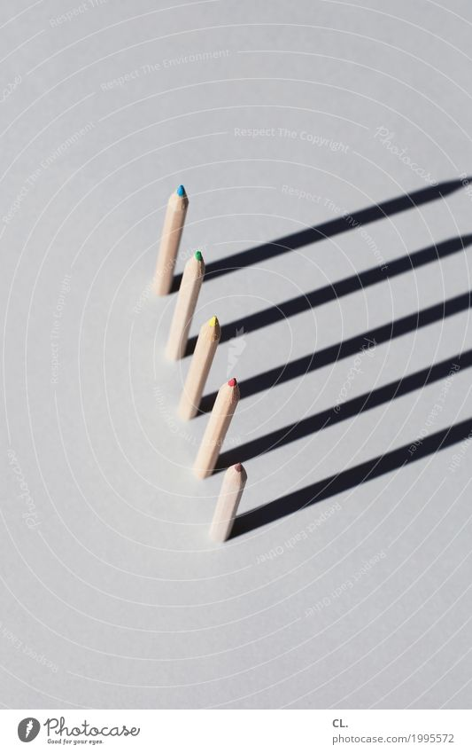 inkje edition / was zur verfügung stand / buntstifte Freizeit & Hobby Kindergarten Kunst Künstler Maler Schreibwaren Papier Zettel Schreibstift ästhetisch