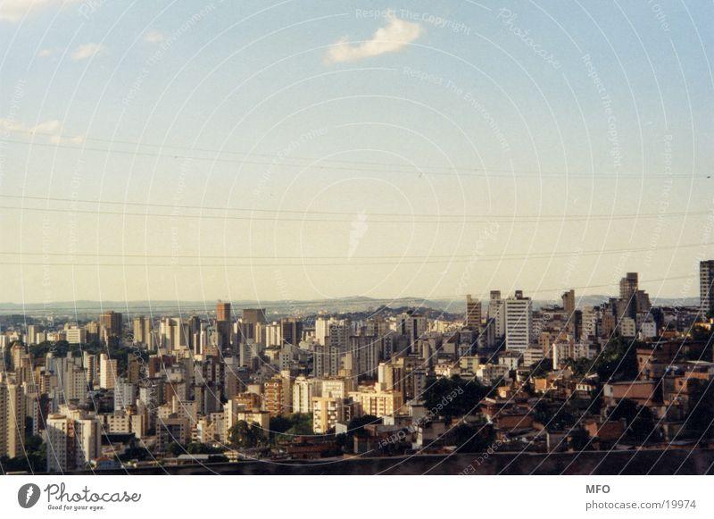 belo horizonte (brasilien) Stadt Brasilien Südamerika Minas Gerais