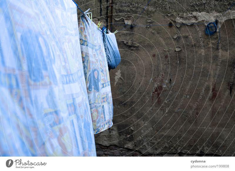 [HAL] Luftgetrocknet Leben Wand Bewegung Mauer Stil Arbeit & Erwerbstätigkeit Lifestyle Reinigen Sauberkeit Bettwäsche Wäsche Leichtigkeit Nostalgie Hinterhof