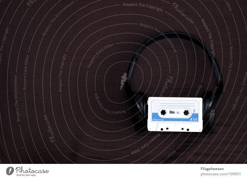 My Cassette Player Erholung Musik Coolness Technik & Technologie hören Diskjockey Kopfhörer Musikkassette Entertainment Kultur Subkultur Jugendkultur
