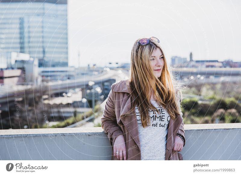 girls girls girls Mensch Frau Jugendliche Sommer Junge Frau Stadt schön Erholung ruhig 18-30 Jahre Erwachsene Leben Lifestyle feminin Freizeit & Hobby