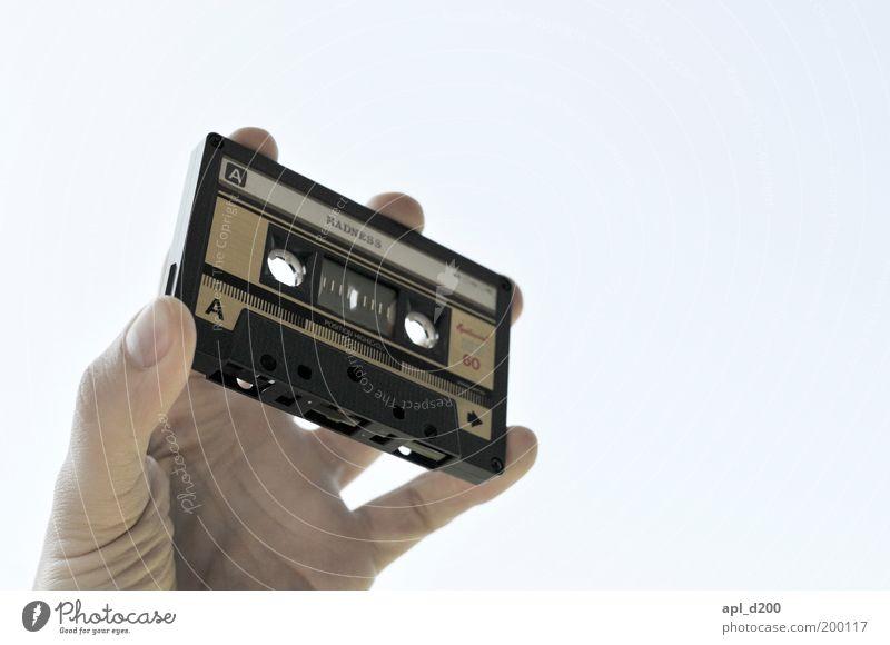 pure... Mensch alt Hand schwarz Erwachsene gelb Leben Musik Zufriedenheit Kraft maskulin Finger außergewöhnlich Technik & Technologie 18-30 Jahre Diskjockey