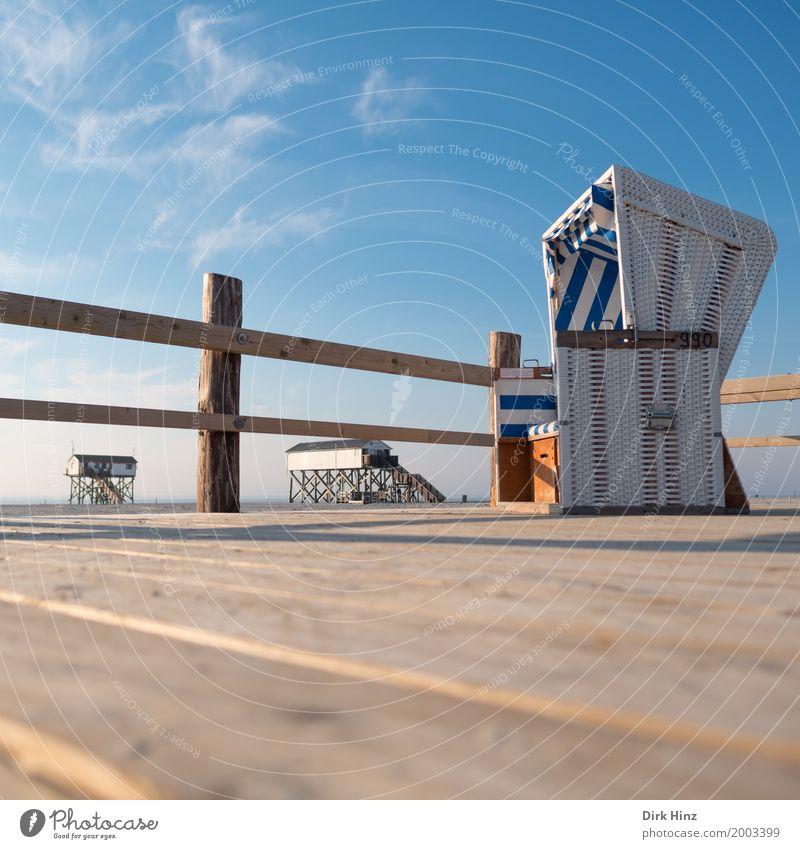 Sonnenplatz Natur Ferien & Urlaub & Reisen Meer Erholung Ferne Strand Umwelt Küste Tourismus Sand Kultur Schönes Wetter Fernweh Sonnenbad Nordsee