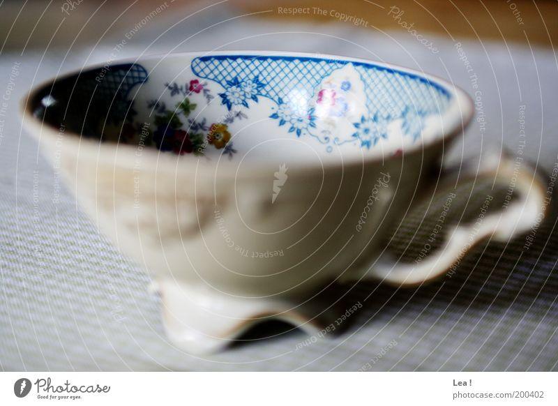 Kaffeklatsch schön alt Tasse Nostalgie Ornament Originalität Porzellan Unikat