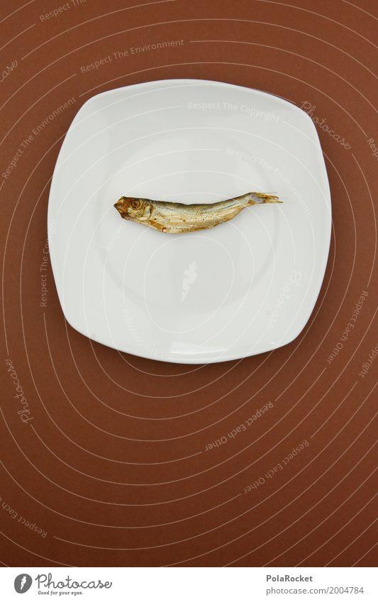 #A# Überfischung Kunst ästhetisch Fisch Fischereiwirtschaft Fischauge Fischmarkt lecker Essen Snack Snackbar Appetit & Hunger Teller Gebiss Fangquote Farbfoto