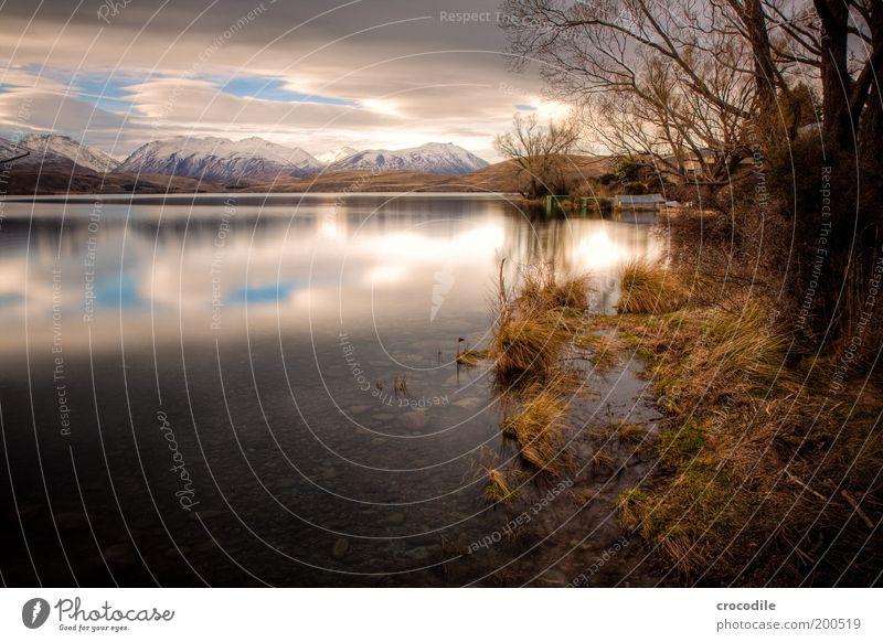 New Zealand 70 Natur Baum Pflanze Wolken Wald Erholung Berge u. Gebirge See Landschaft Zufriedenheit Umwelt Felsen Alpen fantastisch Sehnsucht natürlich