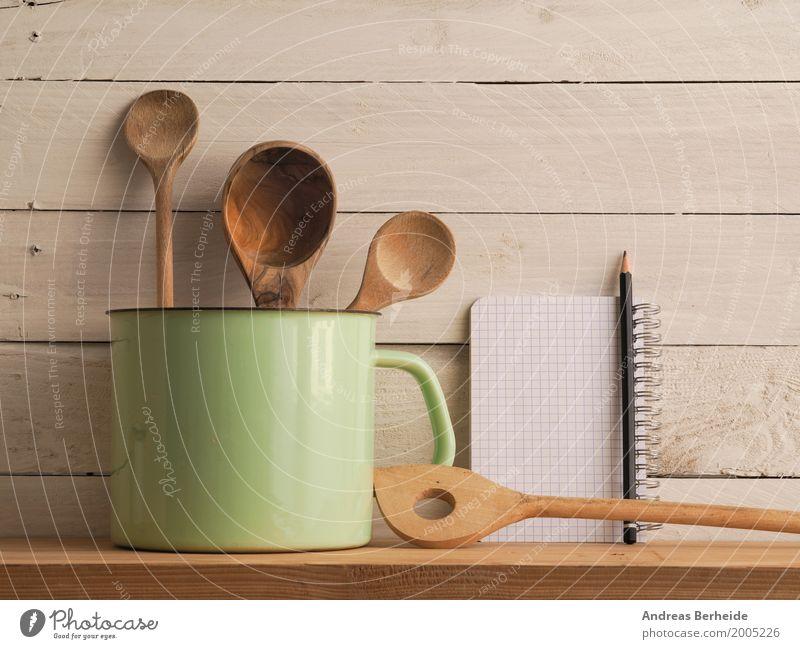 Retro Küchenutensilien alt - ein lizenzfreies Stock Foto von Photocase