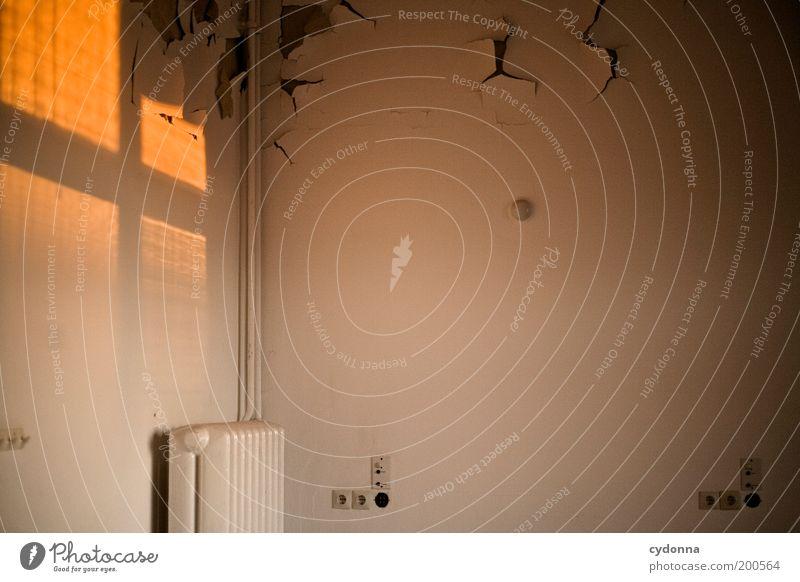 [HAL] Natürliche Zimmertemperatur alt Einsamkeit ruhig Leben Wand Wärme Mauer Innenarchitektur Raum Energiewirtschaft Klima Lifestyle Häusliches Leben