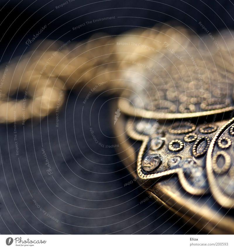 Ornament ist kein Verbrechen! Accessoire Schmuck alt gold Reichtum Kette Kostbarkeit edel altehrwürdig Souvenir Dekoration & Verzierung glänzend schön