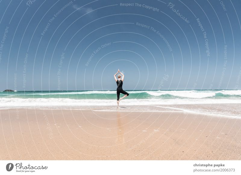 yogi Wellness Leben harmonisch Wohlgefühl Zufriedenheit Sinnesorgane Erholung ruhig Meditation Freizeit & Hobby Ferien & Urlaub & Reisen Sommer Sommerurlaub