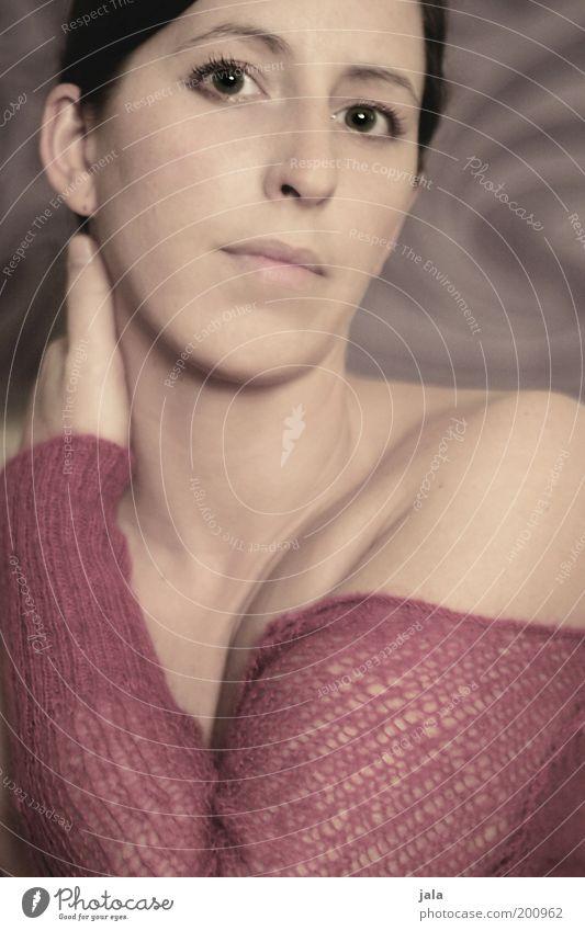 ego Frau Mensch schön Gesicht feminin Gefühle Kraft Erwachsene authentisch Schulter Porträt selbstbewußt verführerisch Junge Frau sympathisch