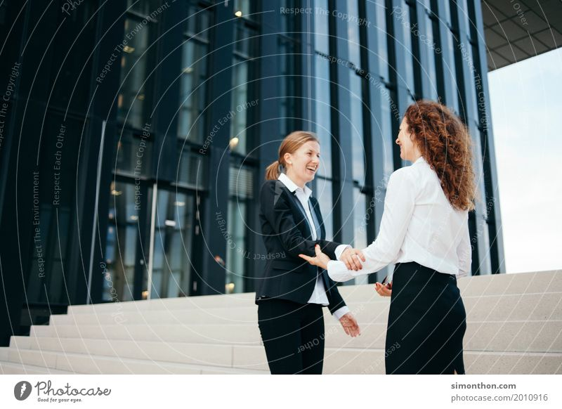 Business Mensch Freude sprechen feminin Glück Erfolg Zukunft Energie Ziel Team Zusammenhalt Bildung Vertrauen Partnerschaft Sitzung