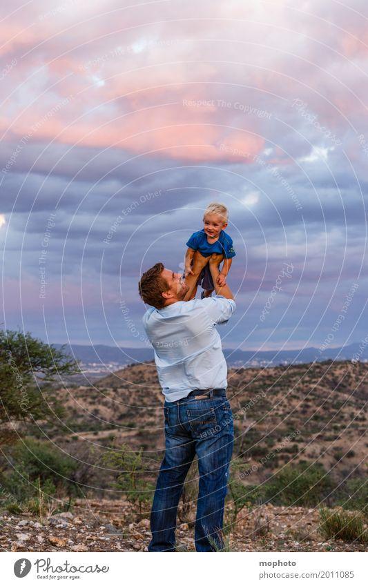 Flieg Engelein flieg... #1 Mensch Kind Mann Landschaft Freude Erwachsene Leben Junge Familie & Verwandtschaft Glück oben Freundschaft Freizeit & Hobby wild