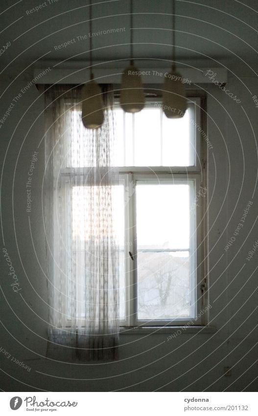 [HAL] Stille alt ruhig Einsamkeit Lampe Leben Fenster träumen Traurigkeit Raum Design Lifestyle retro Aussicht Wandel & Veränderung Häusliches Leben