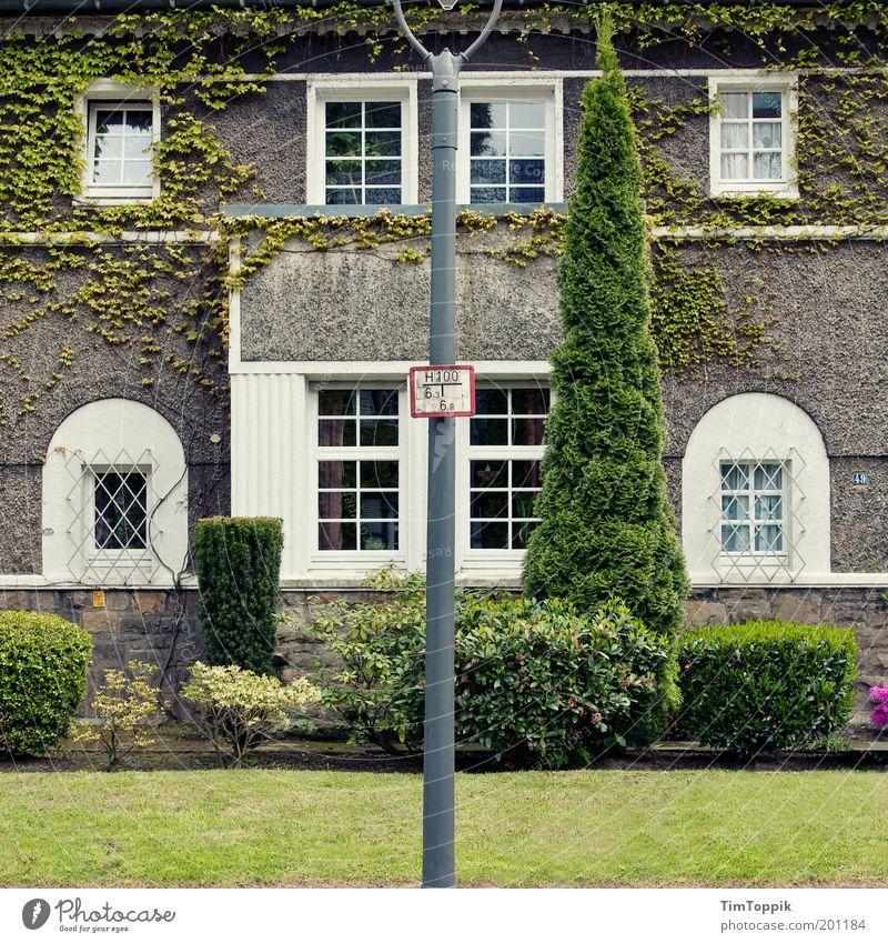 Im Wunderland #2 grün Haus Fenster Garten Architektur Wohnung Fassade Sicherheit Ordnung Rasen Sauberkeit Häusliches Leben Spitze Laterne Märchen