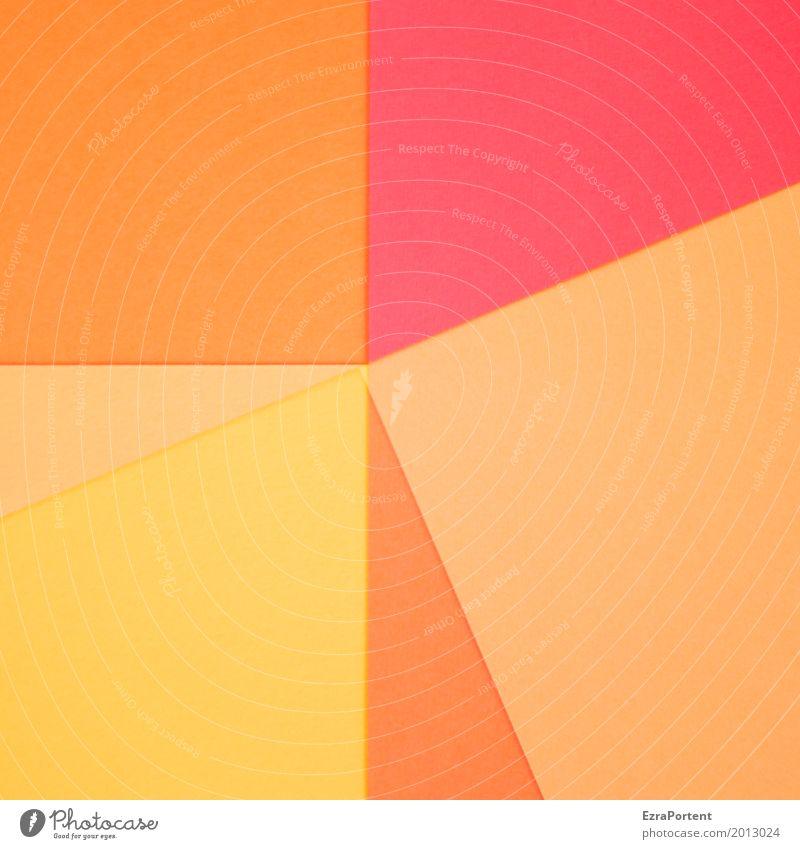 o|r/o(b)\o|g/o(b) Farbe rot gelb Hintergrundbild Stil orange Design Linie Textfreiraum Dekoration & Verzierung ästhetisch Papier Grafik u. Illustration Werbung