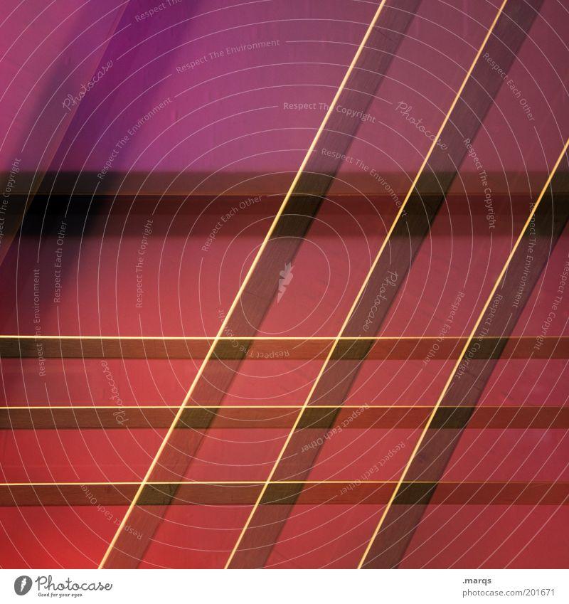 # rot Farbe Stil Linie Hintergrundbild elegant Ordnung Design Dekoration & Verzierung Lifestyle Kreativität violett abstrakt Kreuz positiv trendy