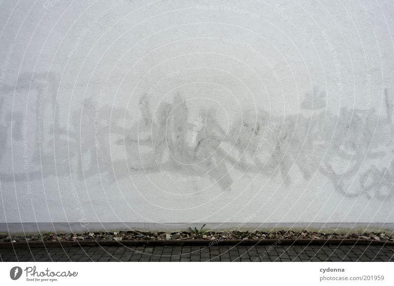 Warum manche Menschen Kunst nur bedingt mögen Lifestyle Stil Design Jugendkultur Mauer Wand Fassade Schriftzeichen Graffiti Farbe Idee Kreativität Kultur Leben