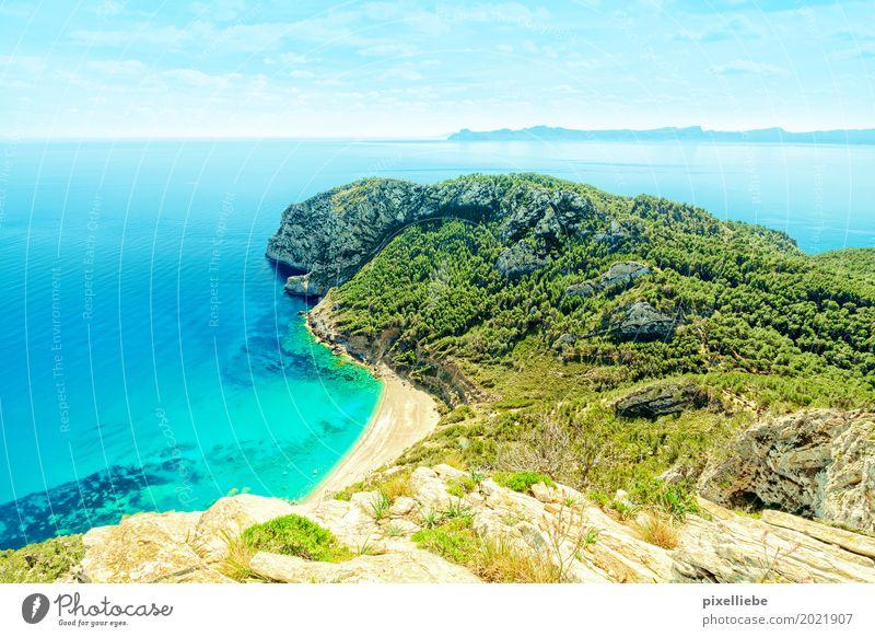 Cast Away Wellness Erholung ruhig Schwimmen & Baden Ferien & Urlaub & Reisen Tourismus Ferne Sommer Sommerurlaub Sonne Strand Meer Insel Natur Landschaft