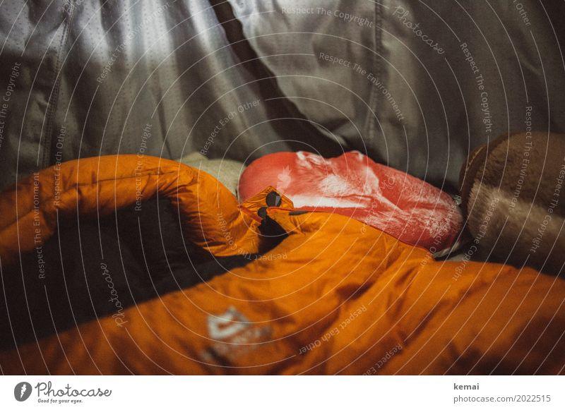 Höhle Ferien & Urlaub & Reisen Erholung ruhig Wärme Lifestyle orange Ausflug Freizeit & Hobby Zufriedenheit Häusliches Leben authentisch Abenteuer