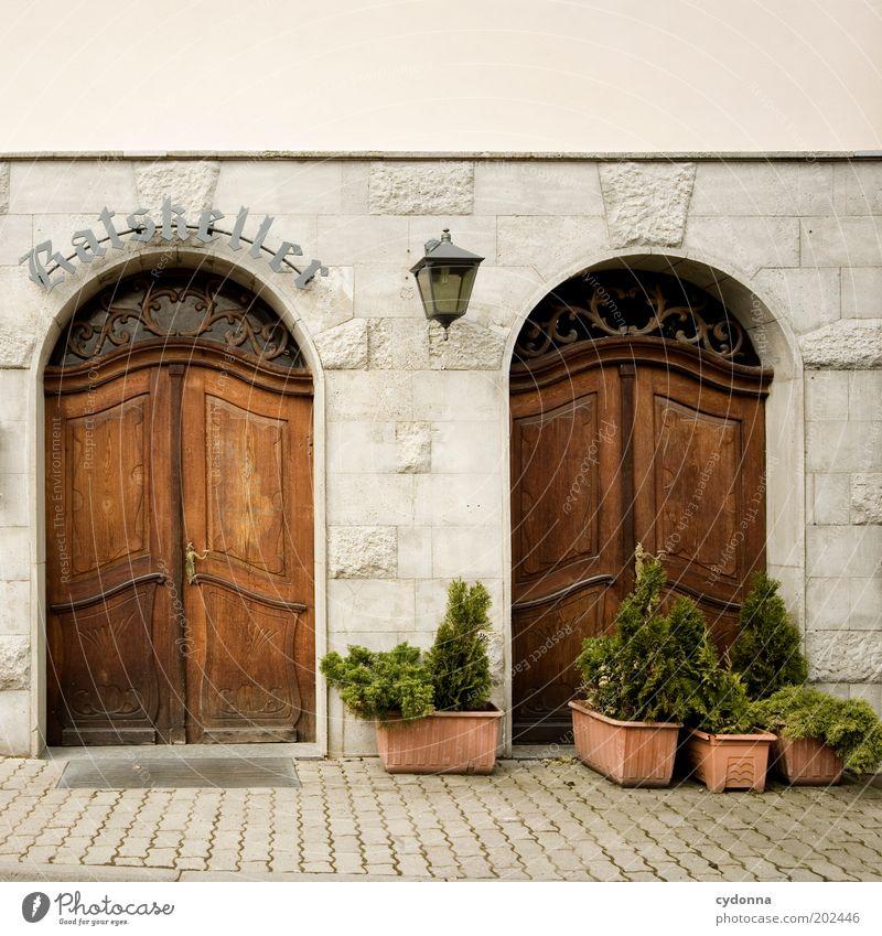 Ratskeller ruhig Stil Tür Zufriedenheit Fassade geschlossen Gastronomie Laterne Restaurant Wohlgefühl Eingang Abendessen Nostalgie Mittagessen München Altstadt