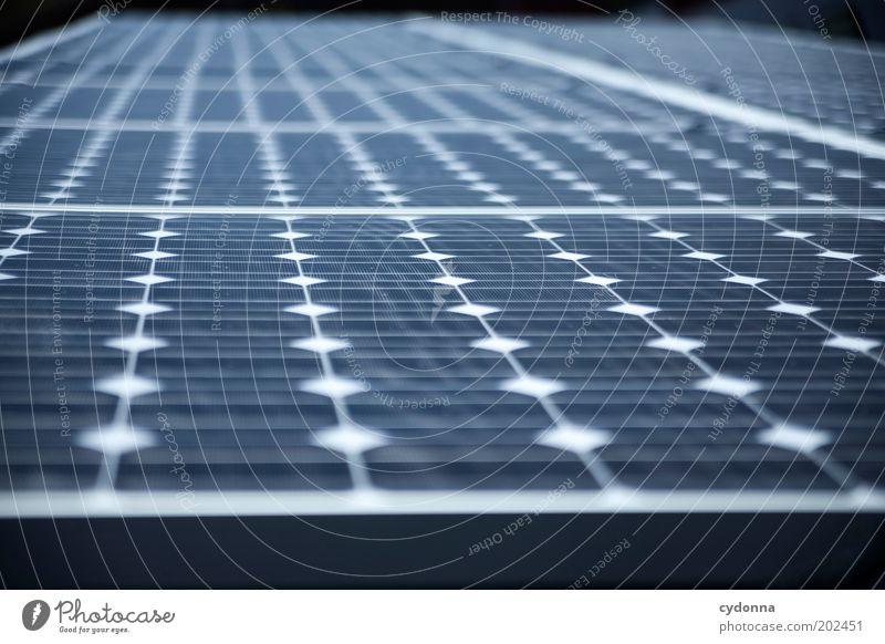 Solarenergie Kraft Lifestyle Design Energiewirtschaft Zukunft Technik & Technologie planen Wissenschaften Sonnenenergie nachhaltig Umweltschutz Solarzelle