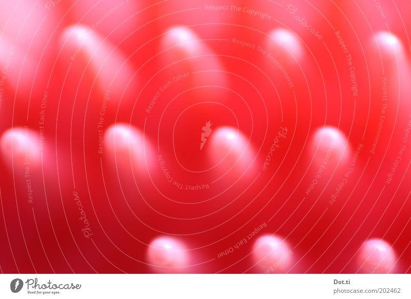 Aurachakrafarbreflexmassage Farbe rosa Wellness Kunststoff abstrakt Körperpflege Massage Detailaufnahme Gummi diffus Muster Bürste Noppe Haarbürste Experiment