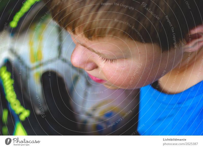 Keeper Freizeit & Hobby Kinderspiel Sport Ballsport Sportler Torwart Fan Fußball Mensch maskulin Junge Bruder Kindheit Gesicht Hand 1 8-13 Jahre Jugendkultur