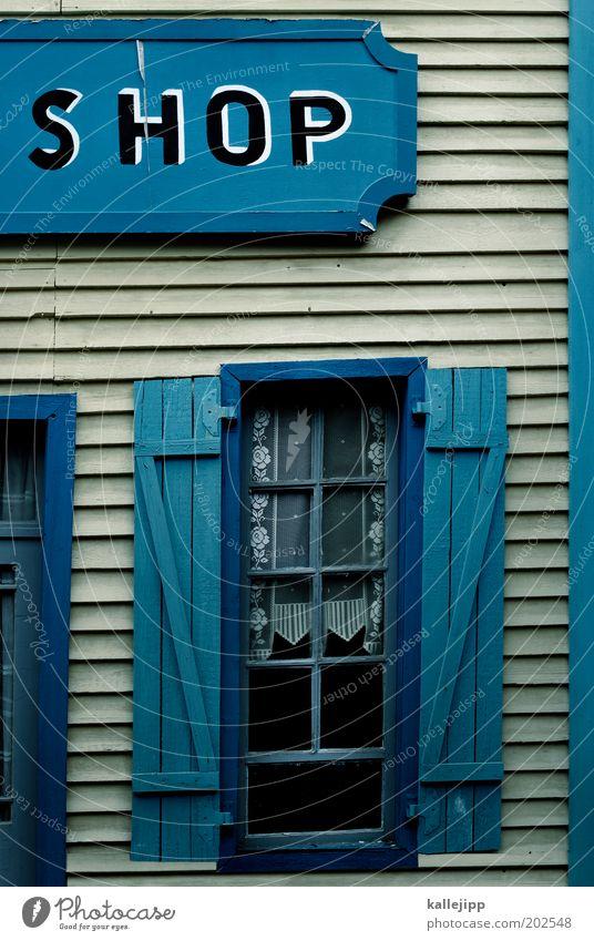 photo- Lifestyle Stil Wirtschaft Handel Mittelstand Unternehmen Haus Hütte Fassade Zeichen Schriftzeichen Schilder & Markierungen verkaufen Ladengeschäft Holz
