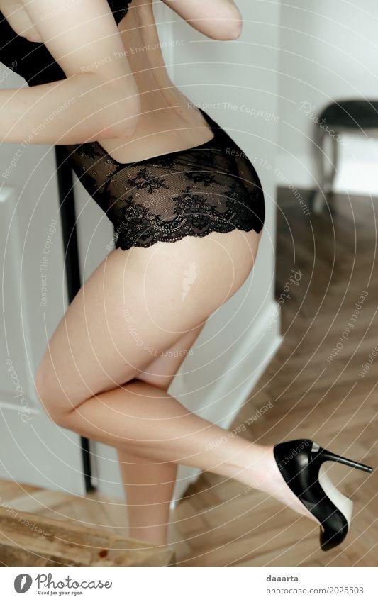 sexy Beintag Jugendliche Junge Frau Erotik Freude Leben Liebe Stil feminin Freiheit Stimmung Design Freizeit & Hobby Raum Körper elegant Fröhlichkeit