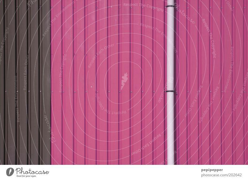 pink grau haus wand grau ein lizenzfreies stock foto von photocase. Black Bedroom Furniture Sets. Home Design Ideas