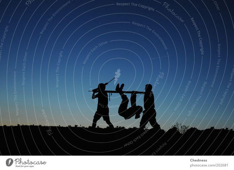 Waidmanns Heil Freizeit & Hobby Jagd Erfolg Theaterschauspiel Feld hängen tragen Vorfreude Ehre Macht Tatkraft Entsetzen Abenteuer Erholung Nostalgie Stimmung
