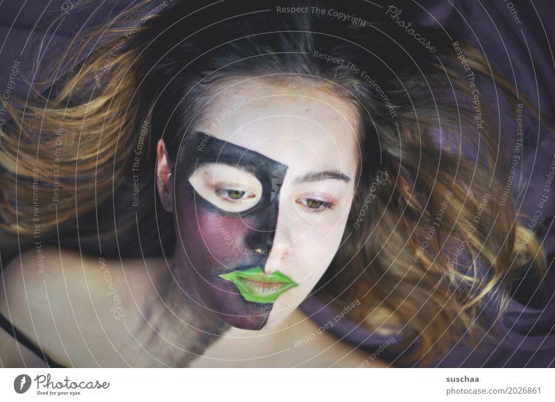 kunst im gesicht | 1200 Kind Jugendliche Junge Frau Farbe Mädchen Gesicht Auge Kunst Haare & Frisuren 13-18 Jahre Mund Nase Schminke bemalt Körpermalerei
