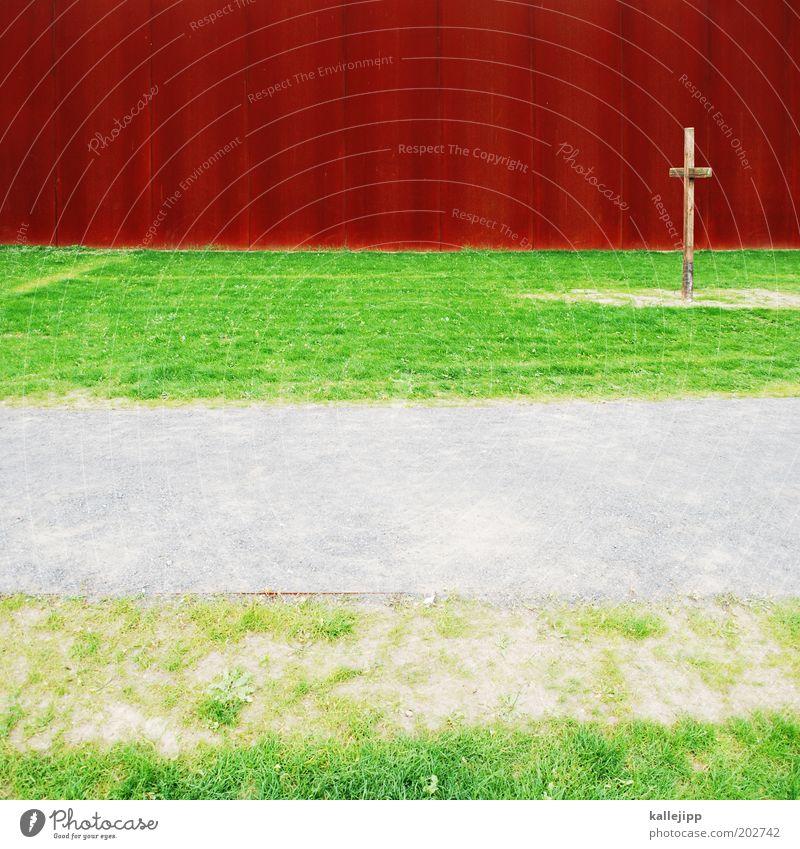todesstreifen Park Wiese Mauer Wand Sehenswürdigkeit Wahrzeichen Denkmal Zeichen Kreuz Berliner Mauer Holzkreuz Flüchtlinge DDR Opfer Grenze Freiheit Mord