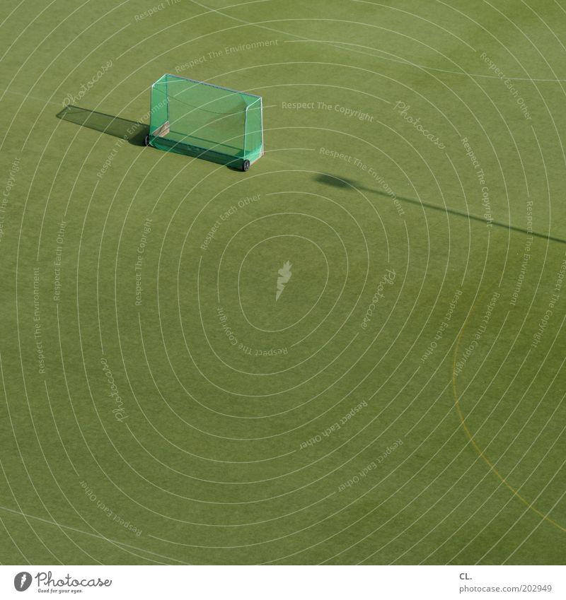 abseitstor grün Sport Linie Fußball leer Platz Netz Sportrasen Spielfeld Tor Sportveranstaltung Vogelperspektive Stadion Fußballplatz Weltmeisterschaft