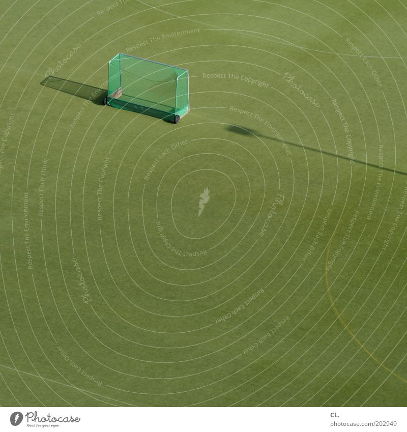 abseitstor grün Sport Linie Fußball leer Platz Netz Sportrasen Spielfeld Tor Sportveranstaltung Vogelperspektive Stadion Fußballplatz Weltmeisterschaft Fußballtor