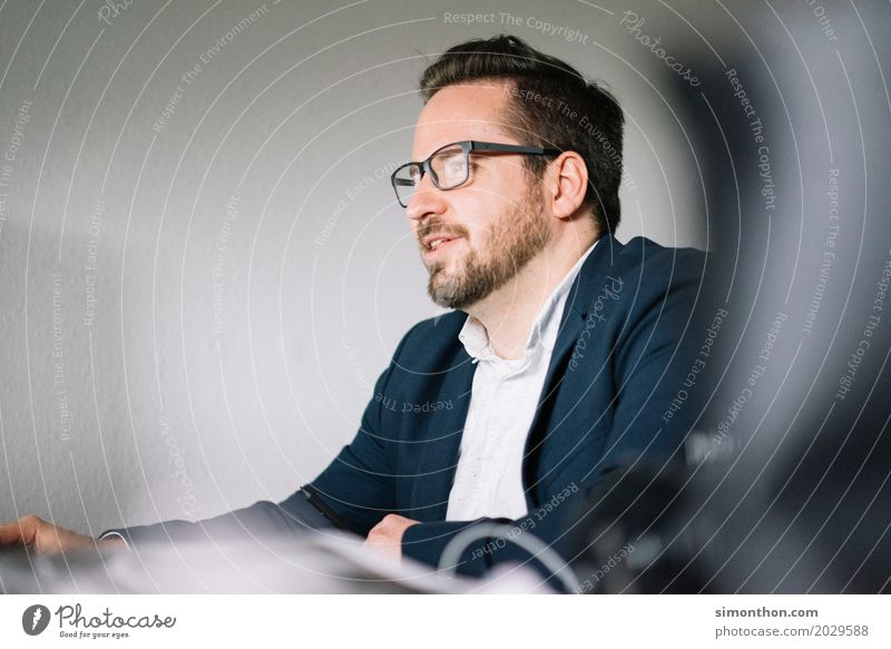 Job Mensch Business Arbeit & Erwerbstätigkeit maskulin Büro Erfolg Computer lernen Studium Industrie Güterverkehr & Logistik Bildung Erwachsenenbildung Beruf