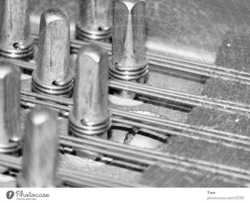 Klaviersaiten2 Technik & Technologie Flügel Charakter Saite Elektrisches Gerät