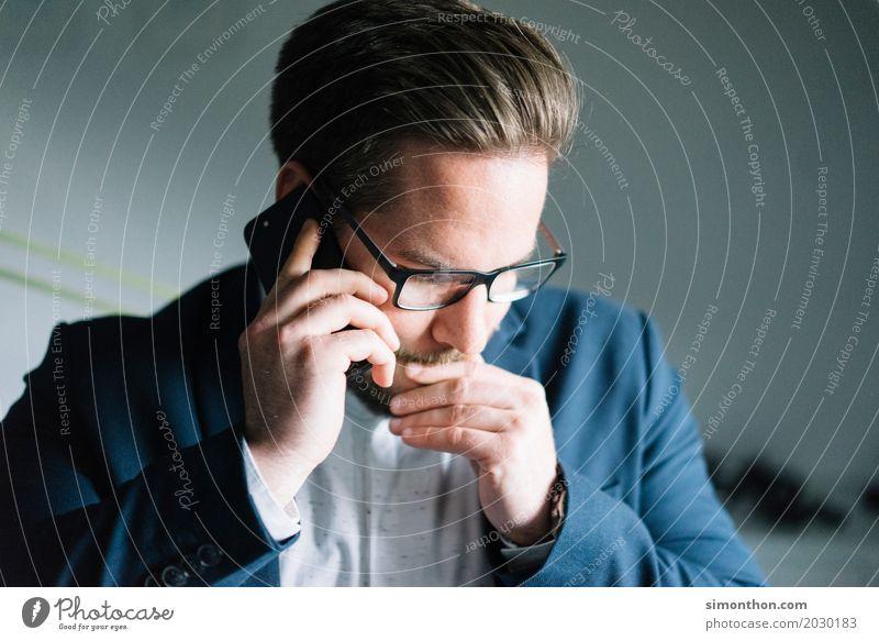 Smartphone Business Unternehmen Karriere Erfolg sprechen Team PDA Telekommunikation Informationstechnologie Internet fleißig diszipliniert Ausdauer