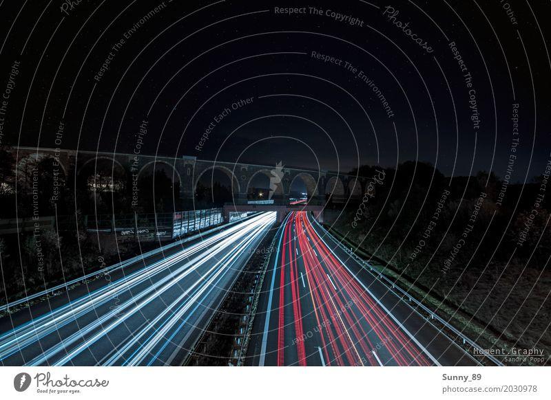 Viadukt Verkehrsmittel Verkehrswege Personenverkehr Öffentlicher Personennahverkehr Berufsverkehr Straßenverkehr Autofahren Bahnfahren Autobahn Brücke