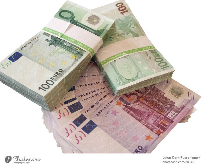 40.000,-- € Geld Euro Geldscheine 100 500